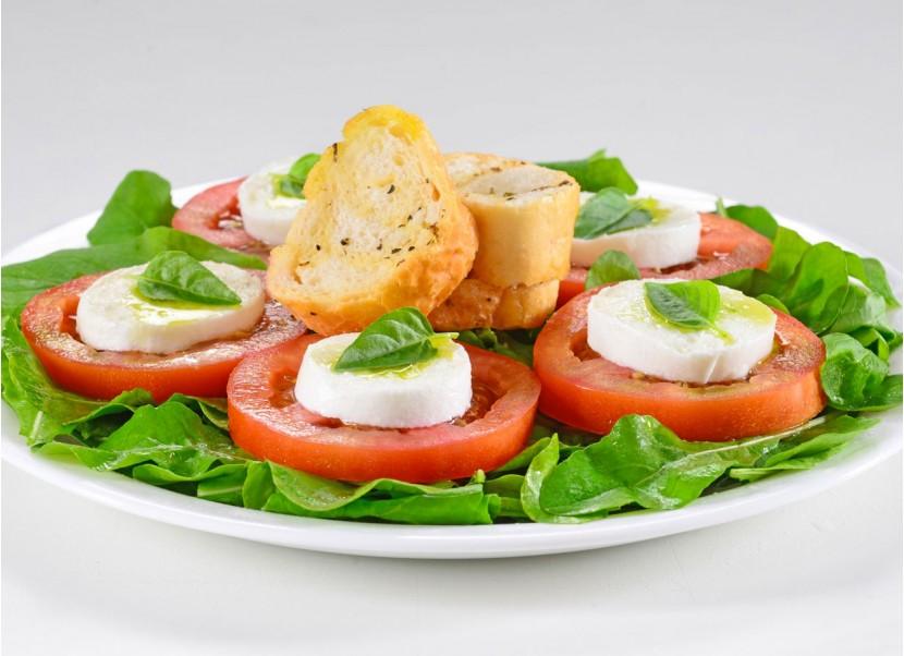 Verão convida à degustação das saladas no Au-Au