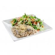 Risoto Funghi + Salada