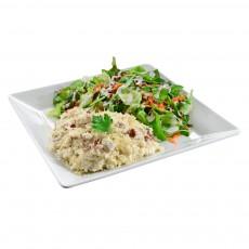 Risoto Frango Cremoso + Salada