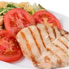 Risoto + Salada + Filé de Frango