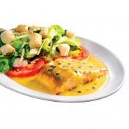 Salada + Salmão