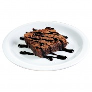 Brownie Chocolate Preto