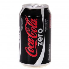 Coca-Cola Zero Lata 350ml