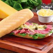 Sanduíche Especial Carpaccio